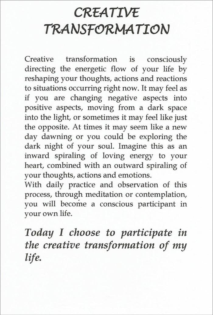 creative card